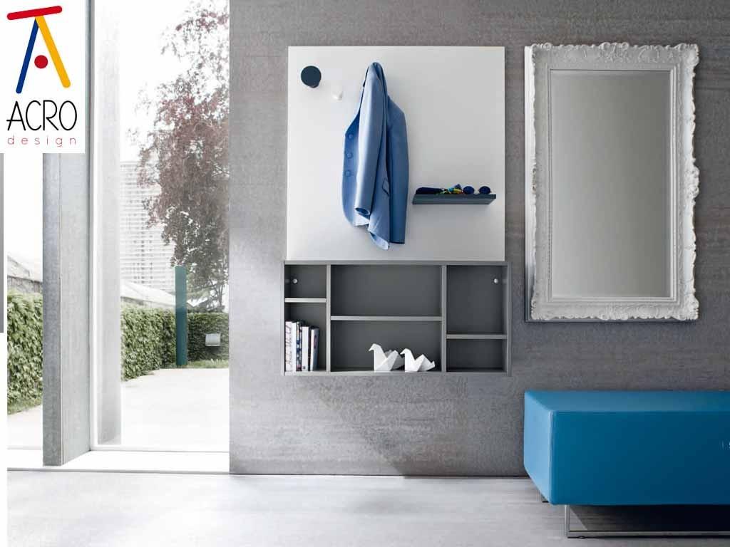 Proposte ingresso birex by acro design mobili da ingresso moderni su misura - Mobili ingresso moderni con appendiabiti ...
