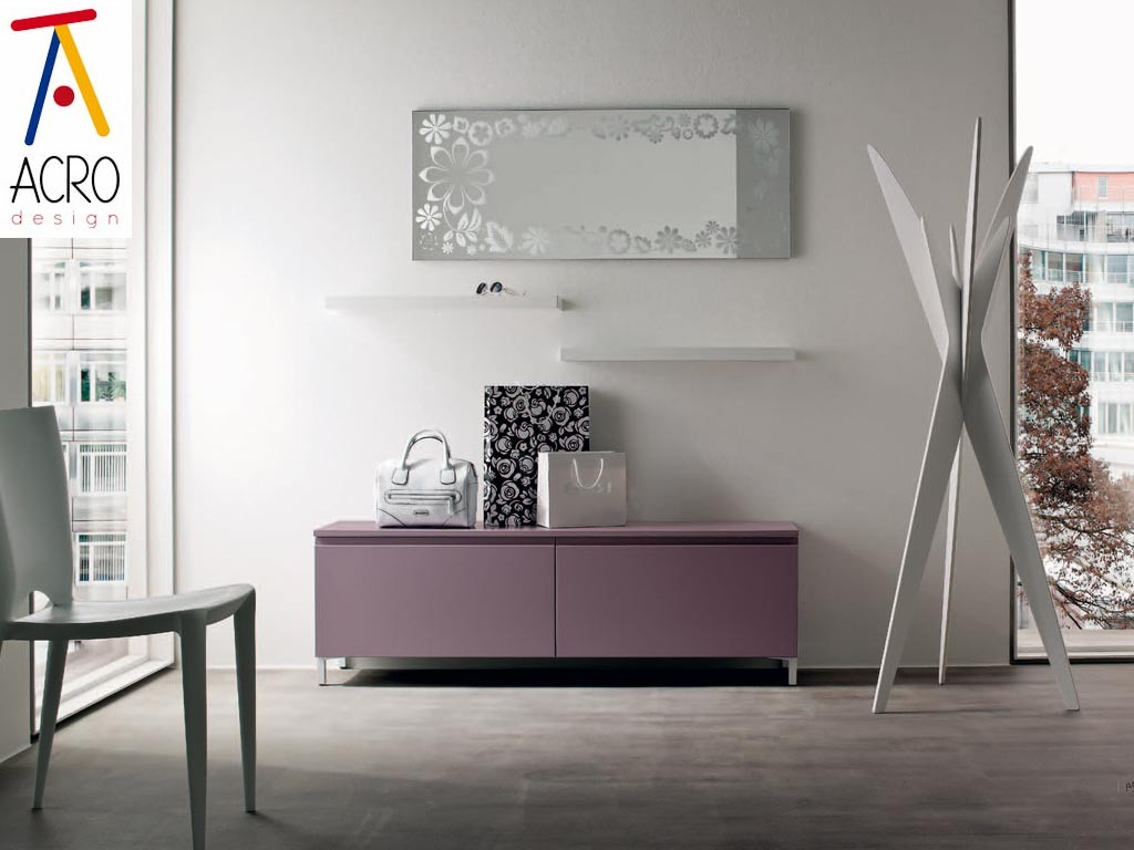 Proposte ingresso birex by acro design mobili da - Mobile d ingresso moderno ...