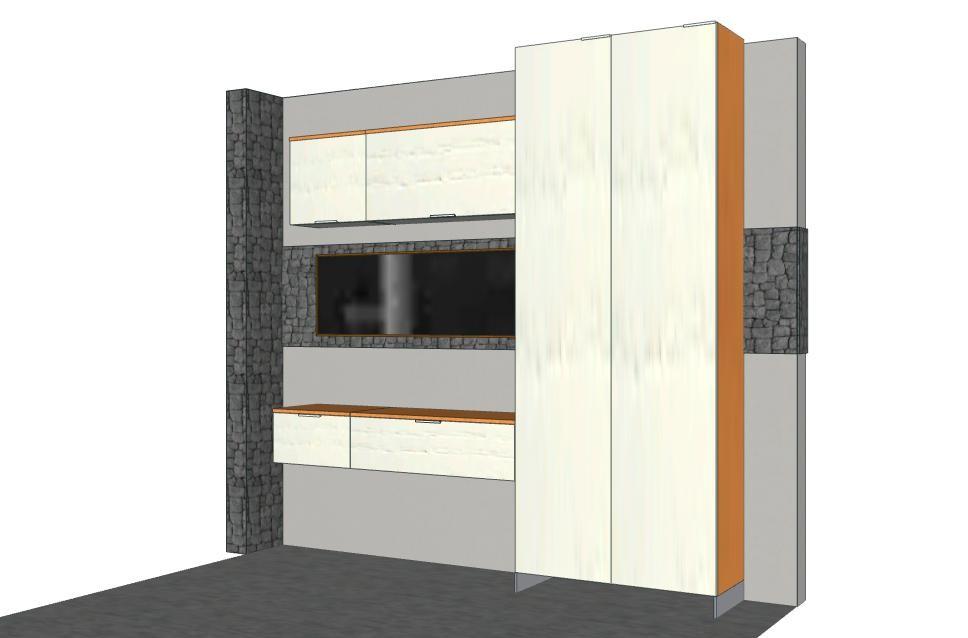Ingresso eleonora progetti personalizzati su misura for Mobili per ingresso moderni